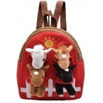 Horse Animal Backpack