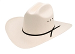 Cattleman Straw Hat - Adult