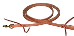 Harness Leather Flat Roper Reins
