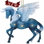 Trail of Painted Ponies-Night Flight Ornament