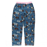Pasture Bedtime (Horse) Women's PJ Pants