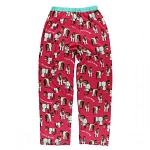 I Don't Do Mornings Horse Women's PJ Pants