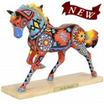 Trail of Painted Ponies-The Eye Dazzler