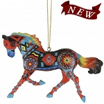 Trail of Painted Ponies-The Eye Dazzler Ornament