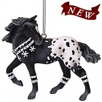 Trail of Painted Ponies-Winter Beauty-Ornament