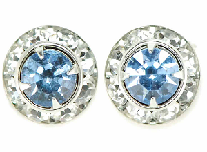 The Finishing Touch of Kentucky -Bling Earrings